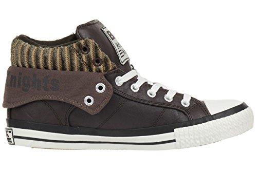 British Knights ROCO BK women trainer Sneaker B34-3743-03 brown