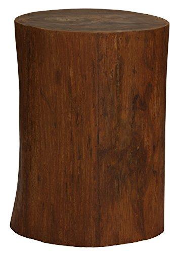 Bare Decor Adi Round Tree Stump End Table/Stool Review