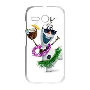 Olaf Motorola G Cell Phone Case White Thtjj