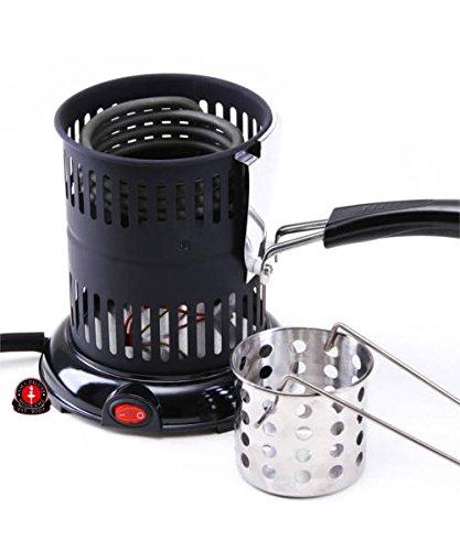 AMY Deluxe Helix Elektrischer Kohleanzünder
