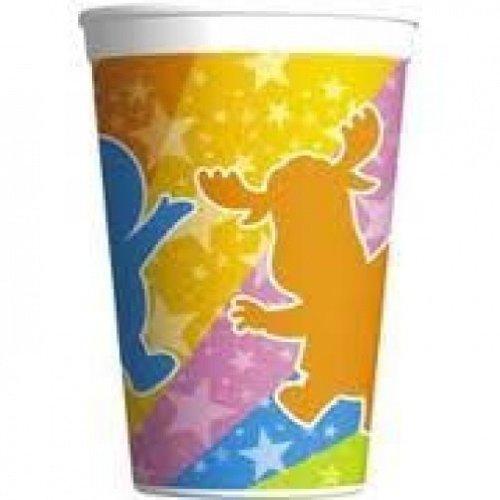 Backyardigans Plastic Stadium Cup 16 oz
