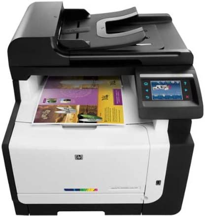 Hewlett Packard Equipo Multifuncion Laser Color Laserjet Cm1415Nfw ...