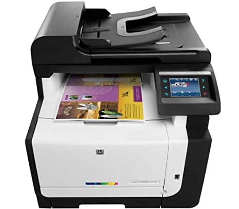 Hewlett Packard Equipo Multifuncion Laser Color Laserjet Cm1415Nfw ...