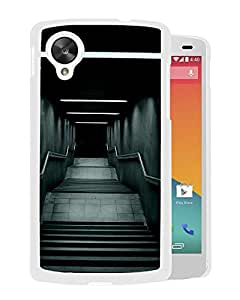 New Beautiful Custom Designed Cover Case For Google Nexus 5 With Stare Into The Abyss (2) Phone Case