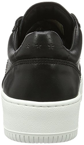 black D'oro Donna 25y Nero Donne Babice Pantofola Low Sneaker Rzddqwn0C