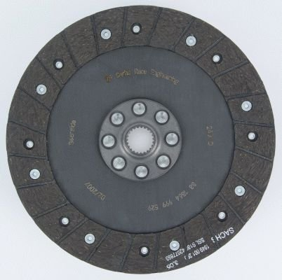 ZF SRE 881864 999529 Clutch Disc:
