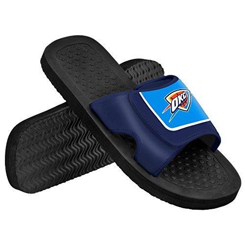 Oklahoma Thunder 2014 Mens Shower Slide Flip Flop