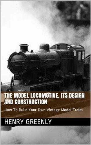 vintage model trains - 9