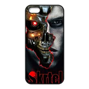 Painted skrtel PC Hard back phone Case cover Iphone 5s 5