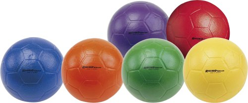 Champion Sports Rhino Skin Soccerball Set by Champion Sports