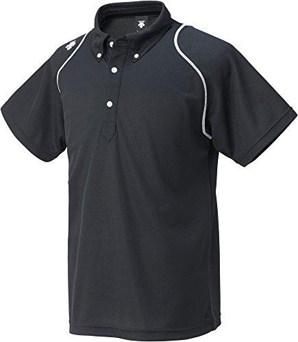 데상트 데쌍트(DESCENTE) 버튼 다운 폴로 셔츠 DTM-4600