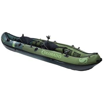 Image of Fishing Kayaks Sevylor Coleman Colorado 2-Person Fishing Kayak