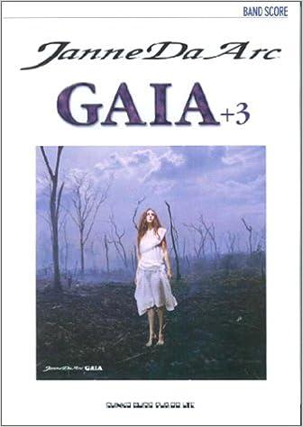 「バンドスコア ジャンヌダルク GAIA+3」の画像検索結果