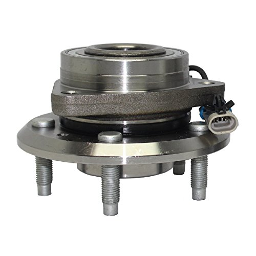 Brand New Front Wheel Hub and Bearing Assembly for Equinox, Torrent, Vue, XL-7 5 Bolt W/ABS 513276