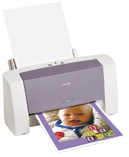 Canon S300 Color Bubble Jet Printer (Printing Bubble Canon Jet)