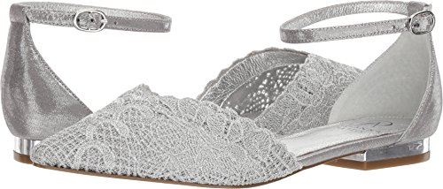 Adrianna Papell Women's Trala Silver 7.5 M US