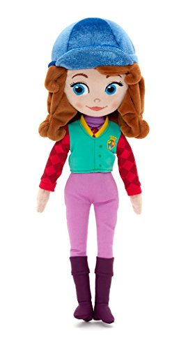 "Disney Sofia the First Plush Doll - Equestrian Sofia - 13"" Tall"