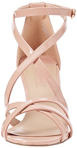 Strappy Bout Perkins Scala Rose Peach Ouvert Dorothy 30 Heeled Femme fxvqwB4