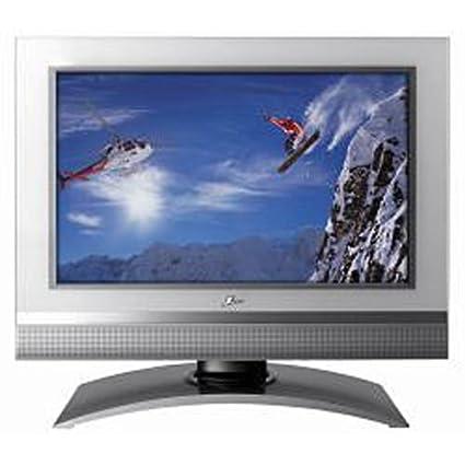 amazon com zenith l23w36 23 inch widescreen flat panel hd ready lcd rh amazon com Flat Screen TV Display TV Consoles for Flat Screens