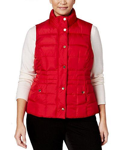 Charter Club Plus Quilted Puffer Vest