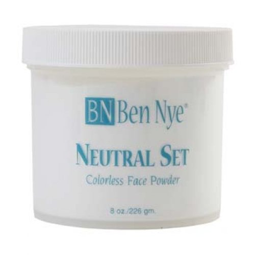 Ben Nye Neutral Set Setting Powder (8 oz) - Neutral Set