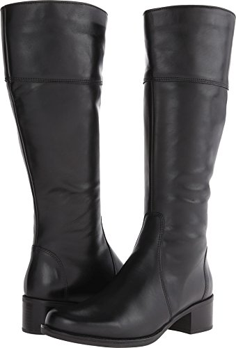 La Canadienne Women's Passion Black Leather 8 WW US, used for sale  Delivered anywhere in USA
