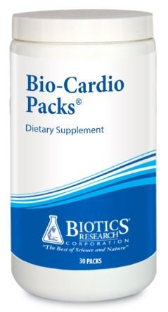 Biotics Research - Bio-Cardio Packs - 31pk