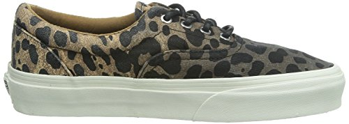 Vans U Era - Zapatillas Unisex adulto (Ombre Dyed Cheetah) Black