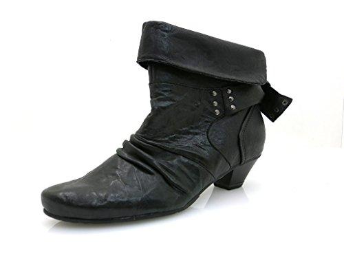 Tamaris kurze Stiefelette Damenschuhe Schuhe Übergang Lederstiefelette 3993