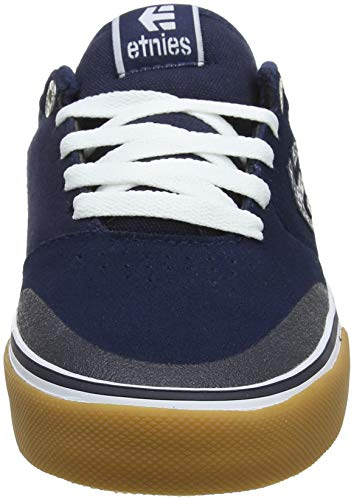 Navy Gum 11 Men etnies US Shoe Skate Marana Medium Vulc White q1pXwOPU