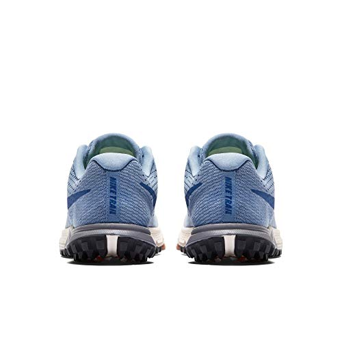 Zoom Femme Air Chaussures work Terra Mountain Multicolore Running 402 De Gym W 4 Kiger Blue Nike EFqw44