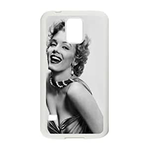 Samsung Galaxy S5 Phone Case Marilyn Monroe Ni2512