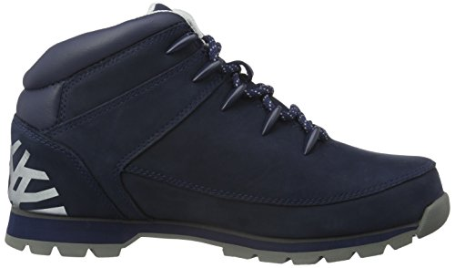 Euro Hiker Nubuck Timberland Stivali Sprint Iris Blu Uomo Blau Chukka Black S4PqwwFH
