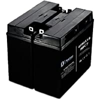 Hi Capacity APC RBC7 UPS Replacement Battery Fits FJT1500I, SMT1500I,APC SMART-UPS 1500 1400 SUA1500 SUA750XL SUA1000XL SU1400NET SU1000XLNET
