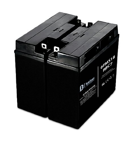 APC SmartUPS 1000XL Replacement Battery Must Reuse Existing Cables Beiter DC Power by Beiter DC Power