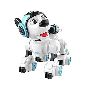 Mando a distancia robot juguete para perros para niños, robot para ...