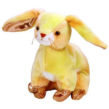 (TY Beanie Baby - THE RABBIT Chinese Zodiac)