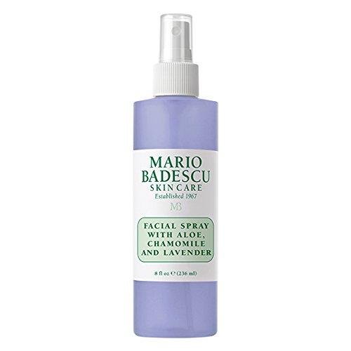 Mario Badescu Facial Spray with Aloe, Chamomile and Lavender, 8 oz. by Mario Badescu