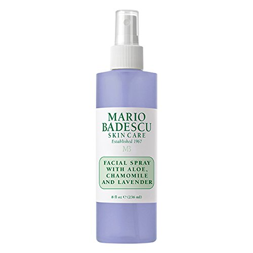 Mario Badescu Facial Spray with Aloe, Chamomile and Lavender, 8 ()