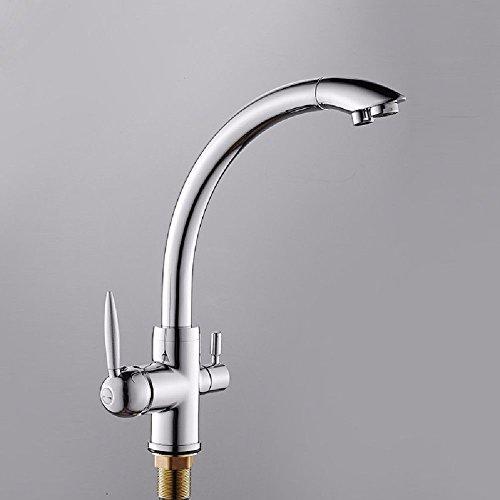 LHbox Tap Sprayer Spout Kitchen Faucet Copper