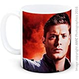 Supernatural - Sam & Dean - Fan Art - Hochwertige Kaffeetasse Becher