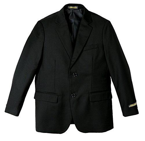 (Spring Notion Big Boys' Two Button Blazer Black 12)