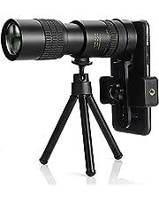 Arctic P9 Militaire Telescoop Modernomatic - 4K, High Power Monoculaires voor mensen, voor Wildlife Bird Watching Jacht Camping Travel Secenery