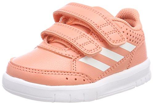 real White Scarpe 31843 Altasport footwear reacor Adidas Da Unisex Cf Arancione Bambini Coral Chacor chalk Ginnastica ftwwht Coral Basse O6qtR1xw