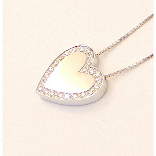 Collier Salvini Femme 200134811028or blanc diamant