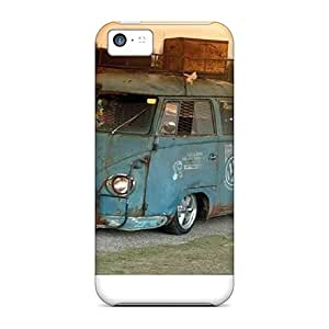 Top Quality Case Cover For Iphone 5c Case With Nice Vw T1 Titou Appearance