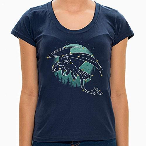 Camiseta Constelacao - Feminina M