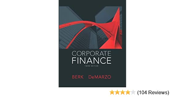 Amazon corporate finance 3rd edition pearson series in amazon corporate finance 3rd edition pearson series in finance 9780132992473 jonathan berk peter demarzo books fandeluxe Choice Image