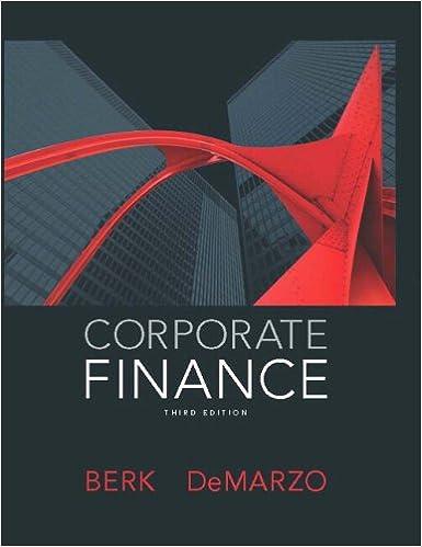 corporate finance quiz berk demarzo solutions