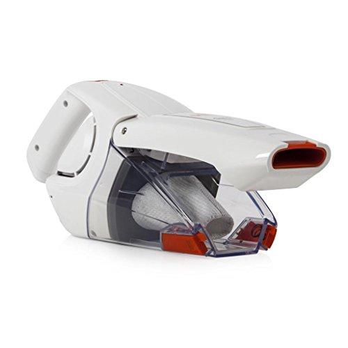-[ Vax VRS702 Gator Cordless Rechargeable Handheld Vacuum Cleaner, 10.8 V, White  ]-